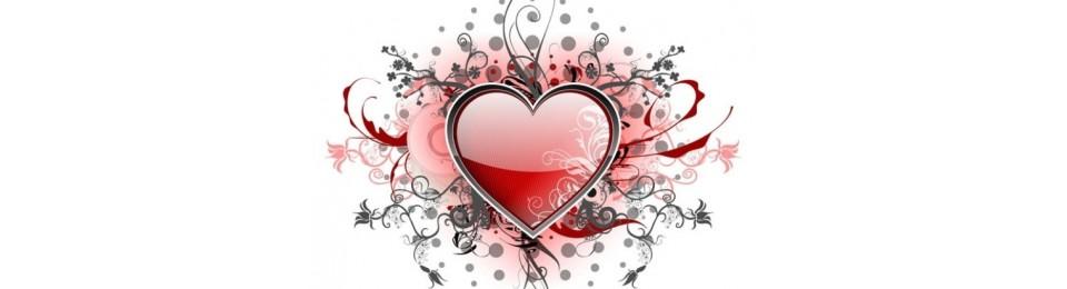 St Valentin, romantisme